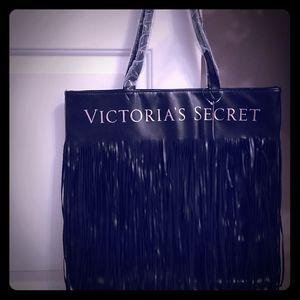 New tags on Victoria's secret fringe bag purse
